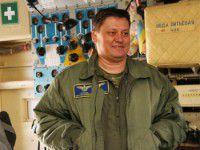 Командир самолета, который попал в засаду ополченцев ЛНР, уволен