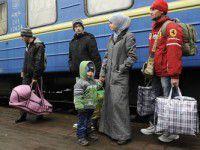 Чиновники выделили кабинет для беженцев