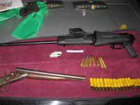 Запорожцы владеют незаконным оружием (ФОТО)