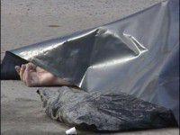 В запорожском подвале жестоко убили мужчину