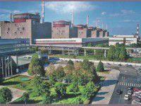 Жена регионала будет кормить охранников Запорожской АЭС