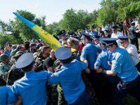 На Хортице произошла потасовка между казаками