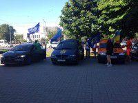 Столичные автомайдановцы собираются в гости к Баранову