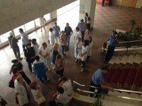 Фотофакт: Медики променяли больных на депутатов