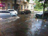 Возле Анголенко «разлилась» Венеция (ФОТО)