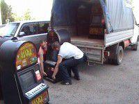 Представители Правого сектора сделали ставки на игровых автоматах (ФОТО)