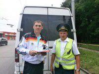 В Запорожье автомайдановцы гонялись за «ржавыми сараями»