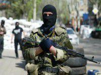 На запорожской трассе активист в маске «наехал» на пьяного водителя (ВИДЕО)