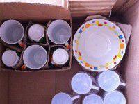 Фотофакт: запорожцы активно  везут вещи для беженцев