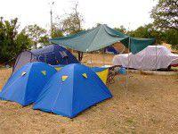 В Запорожье появится палаточный городок для беженцев