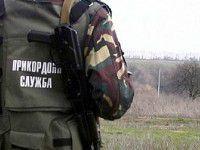 В Запорожской области мотоциклист на скорости снес пограничника