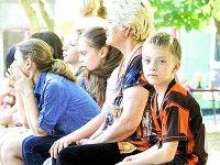 Антимайдановцы перевезли с горячей точки более 100 детей