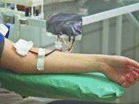 В Запорожье собирают кровь для спасения беременных