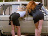 Правоохранители в борделе: слезы проституток и пачки денег (ВИДЕО)