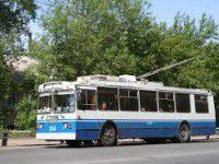 В Запорожье подорожает проезд в «рогатых»