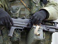 Во время обстрела воинской части убили еще одного запорожского бойца