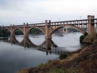 Подробности заминирования моста: горожан перепугала «копейка» с донецкими номерами