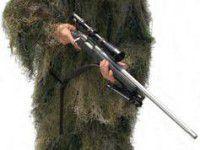 Запорожских военных одели в костюмы «кикимор» — солдаты довольны как дети