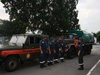 ФОТО ДНЯ: Запорожские пиротехники будут искать мины в Славянске