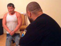 Олег Ляшко выложил видео допроса мэра Стаханова, задержанного в Бердянске