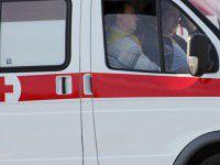 В Мелитополь доставили волонтера, попавшего в засаду  террористов