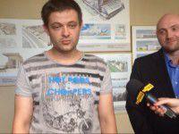 «Правый сектор» приехал из Киева проверить на патриотичность запорожского мэра