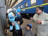 В Запорожье еще у двоих беженок родились дети