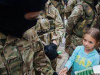 Беженки с востока поотказывались от своих детей