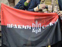 В зоне АТО погиб боец из запорожского «Правого сектора»