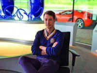 Знай наших: Уроженец Энергодара создает дизайн для автомобилей McLaren