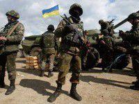 Шестнадцать солдат, которые побывали в России, подозревают в дезертирстве