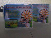 В запорожской «Дубовке» собирают билеты на карусели для маленьких беженцев