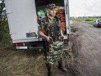Командир из Энергодара в зоне АТО: «Местные жители воспринимают военных, как Правый сектор»