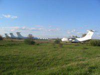 В запорожском аэропорту разворовывали самолеты