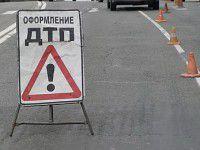 На проспекте Ленина столкнулись четыре иномарки