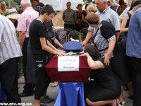 В Запорожье солдат, погибших в зоне АТО, будут хоронить бесплатно