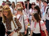 Запорожцы поддержат армию маршем вышиванок