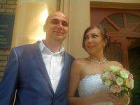 ФОТОФАКТ: Женился лидер запорожского майдана