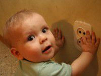 На запорожском курорте двухлетнего малыша ударило током в столовой базы отдыха