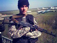 У запорожского военного нет денег на операцию и протез (ФОТО)