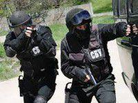 Запорожские СБУшники задержали особо опасных террористов с боеприпасами