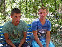 Друг сирот, пришедших пешком в Бердянск, попал в плен — подробности