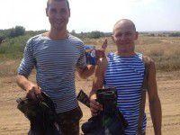 Утреннее фото: Берцы от щедрой запорожской бабули нашли своих владельцев