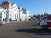 В Запорожской области остановили московский поезд: саперы ищут мину