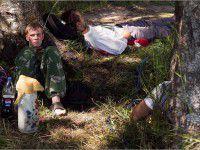 Двое беженцев-подростков пришли пешком из зоны АТО в Бердянск
