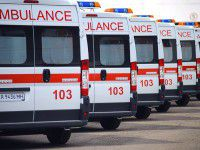 Запорожские медики лечат бойцов после огнестрелов и взрывов