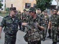 Фотофакт: Солдатам из Запорожской области отправили бронежилеты