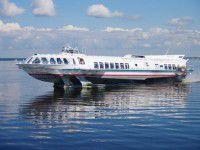 Запорожцы смогут ездить в Киев и Днепропетровск по воде