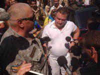 Задержанный «спонсор» сепаратистского митинга заявил, что его подставили
