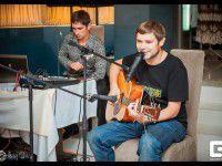 Музыкант с тяжелым недугом даст концерт на больничном дворе